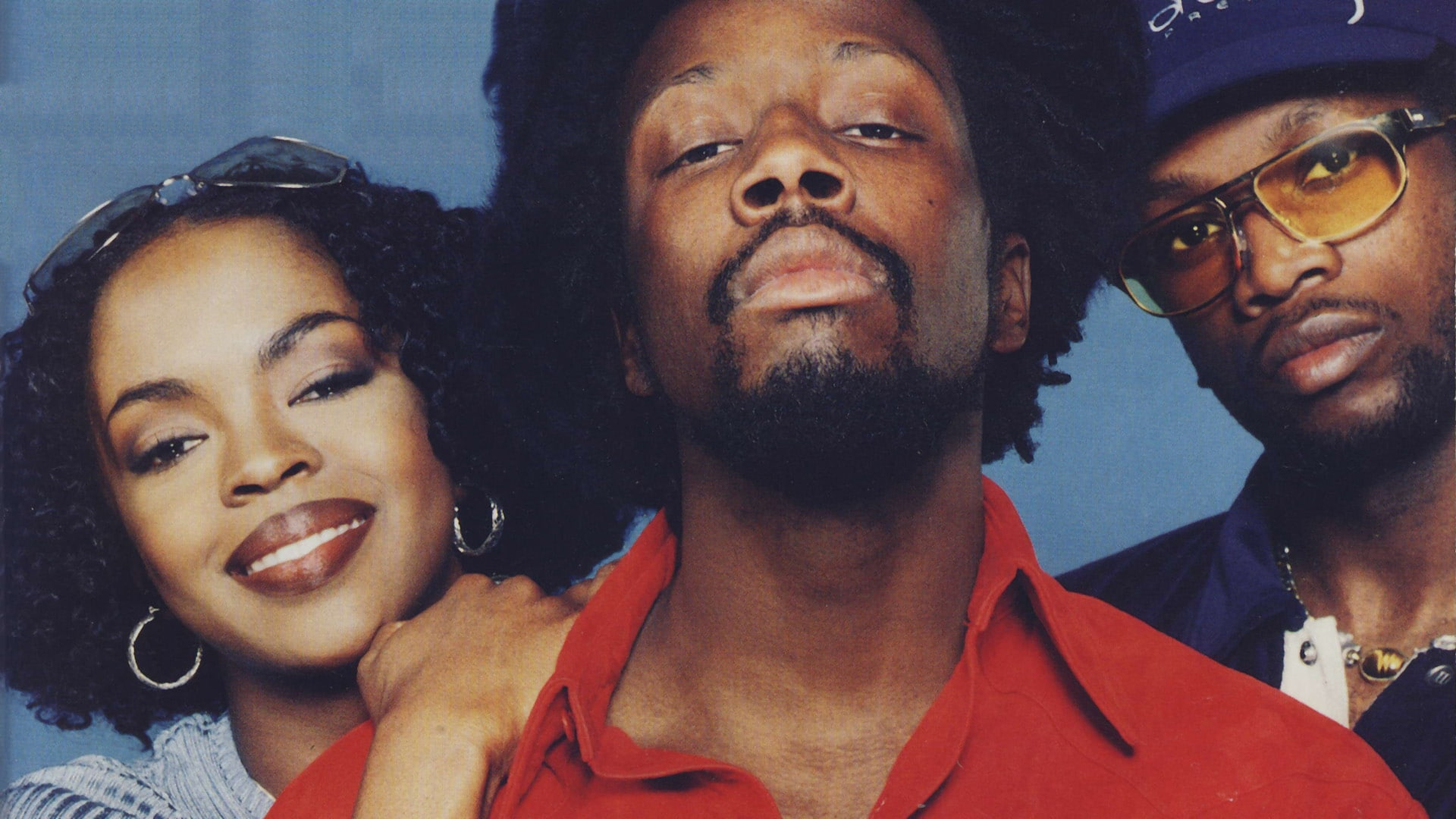 Fugees - Killing Me Softly