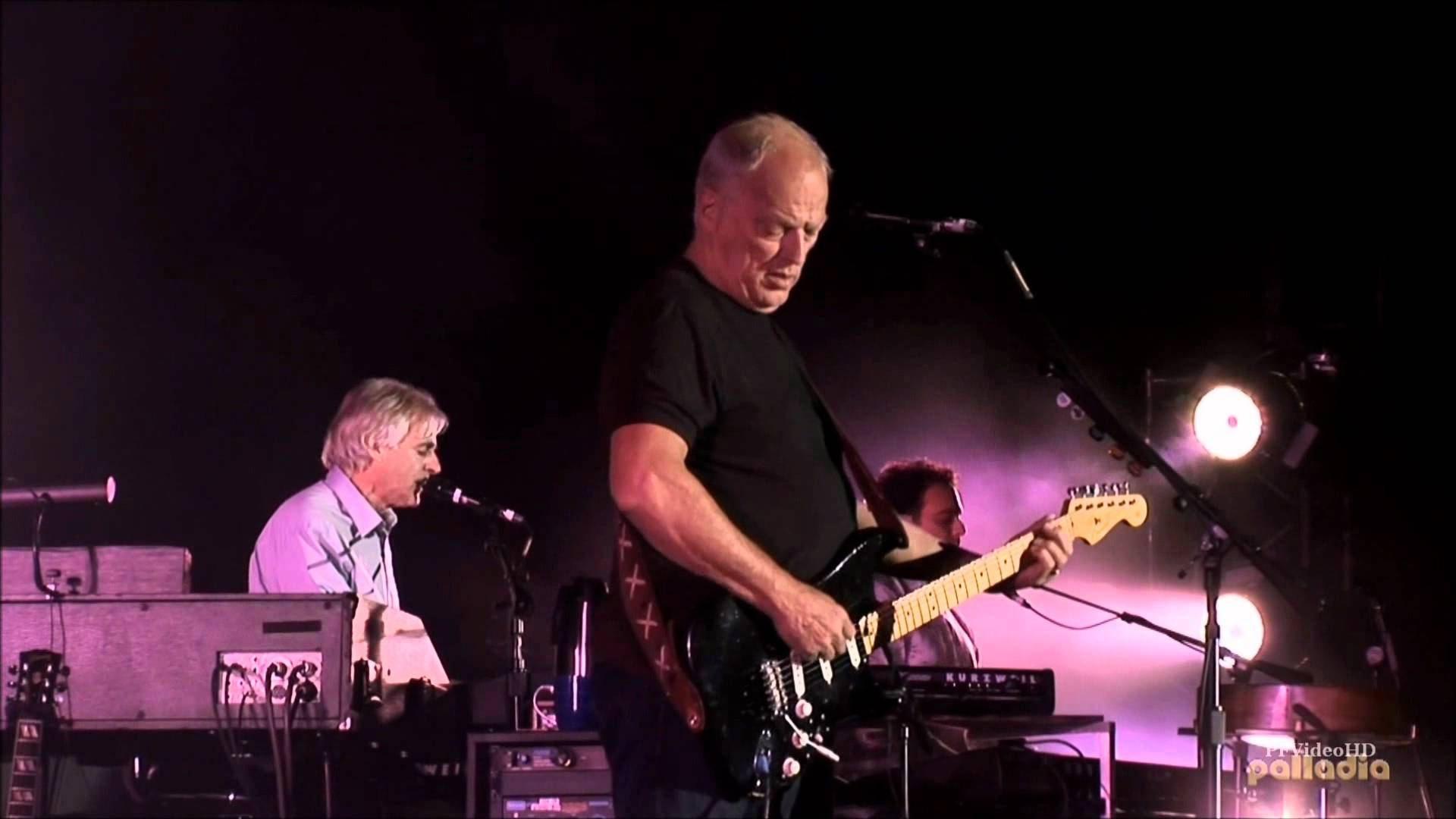 David Gilmour - A Great Day For Freedom - Live In Gdansk