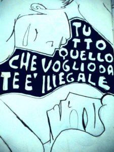Tutto Quello Che Voglio Da Te E' Illegale