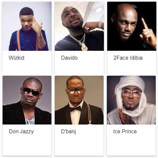 Nigeria Celebrity