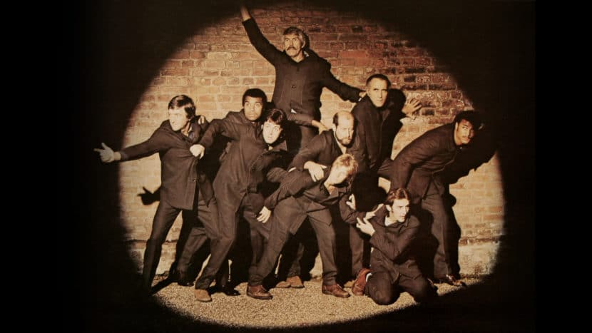 Paul McCartney & The Wings Band On The Run
