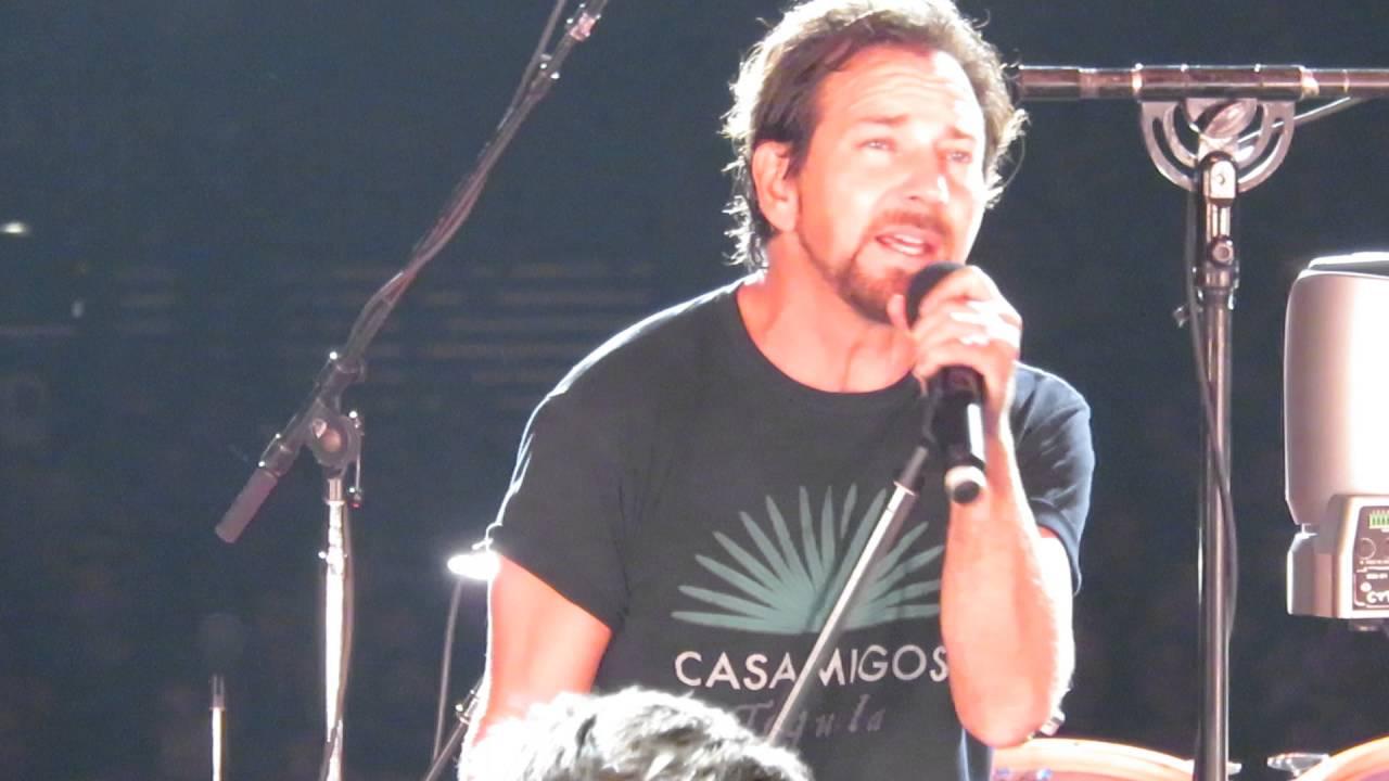 Pearl Jam Last Kiss