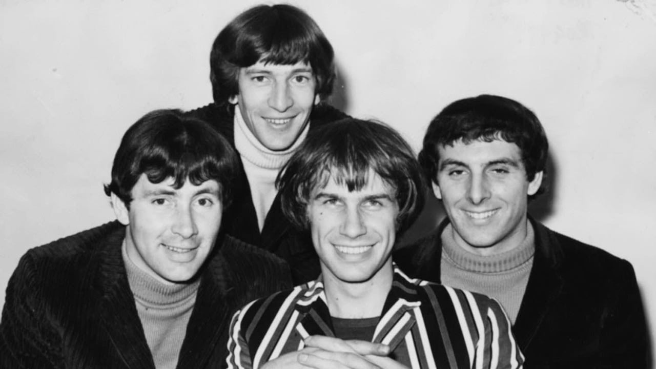 The Troggs - With A Girl Like You