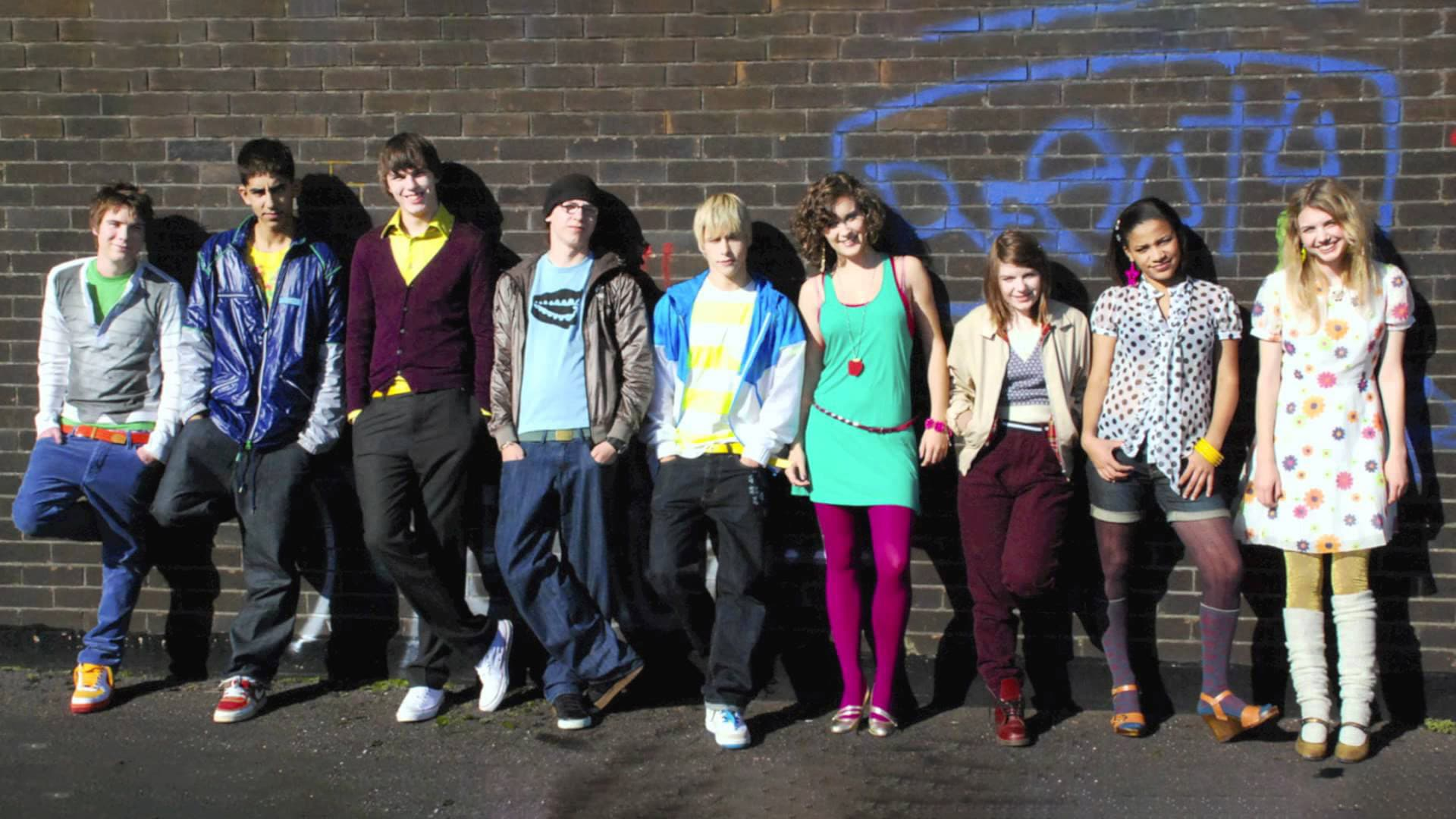 Skins It's All Over Now
