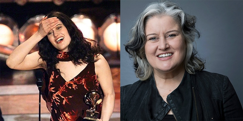 Paula Cole before after
