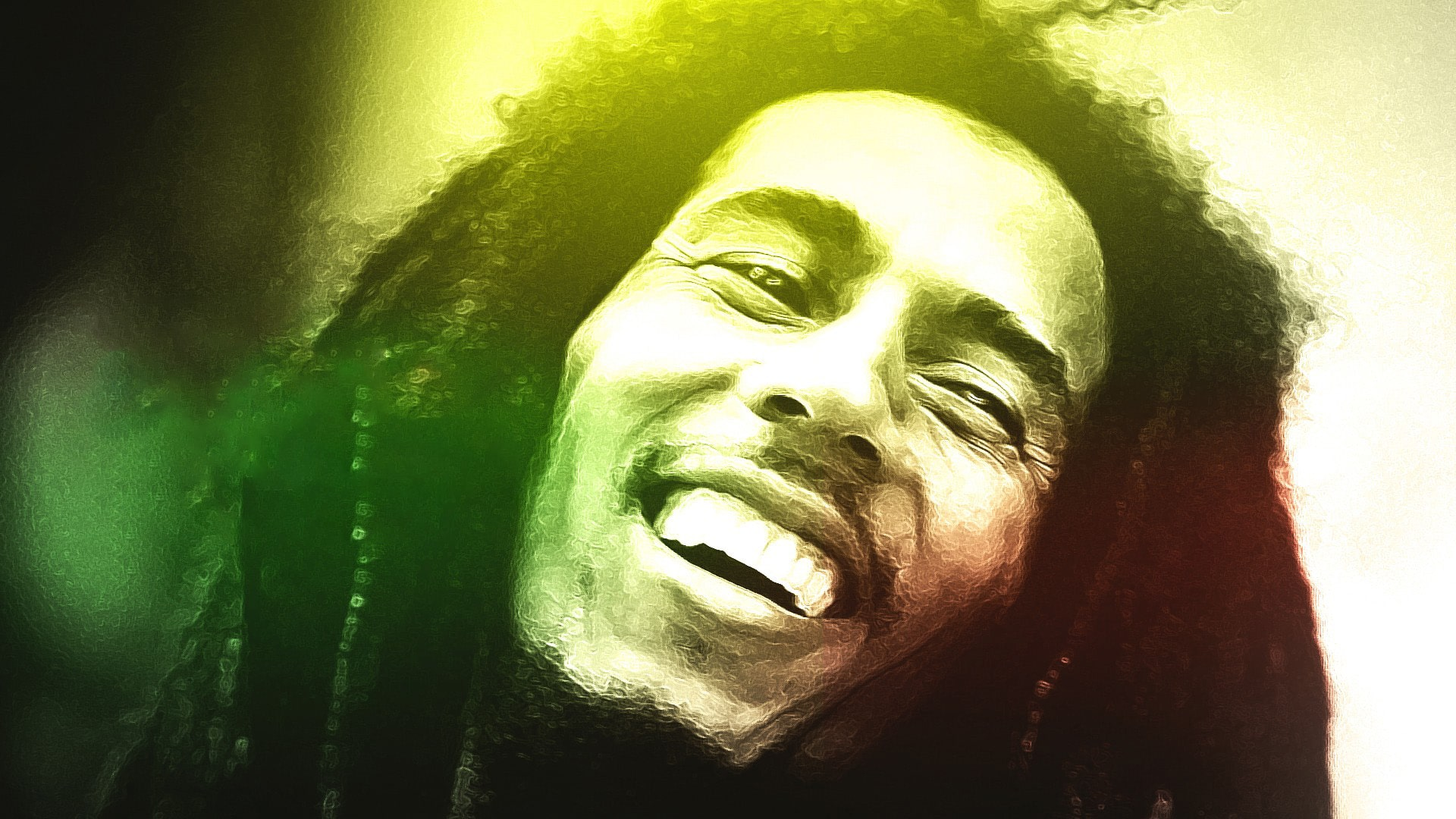 Bob Marley Jamming Jammin