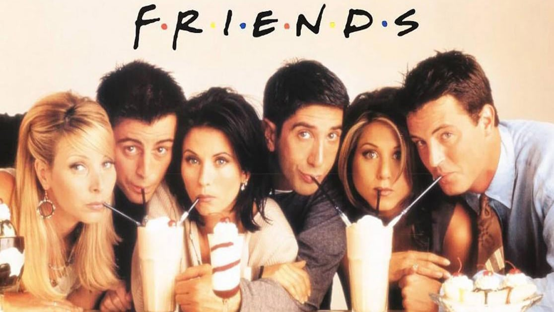 Friends - The Rembrandts - I'll Be There For You