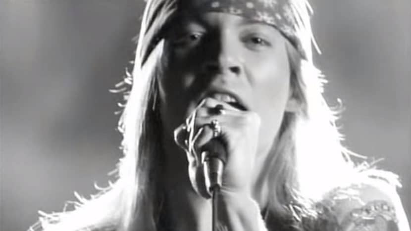 Guns N' Roses - Sweet Child O' Mine