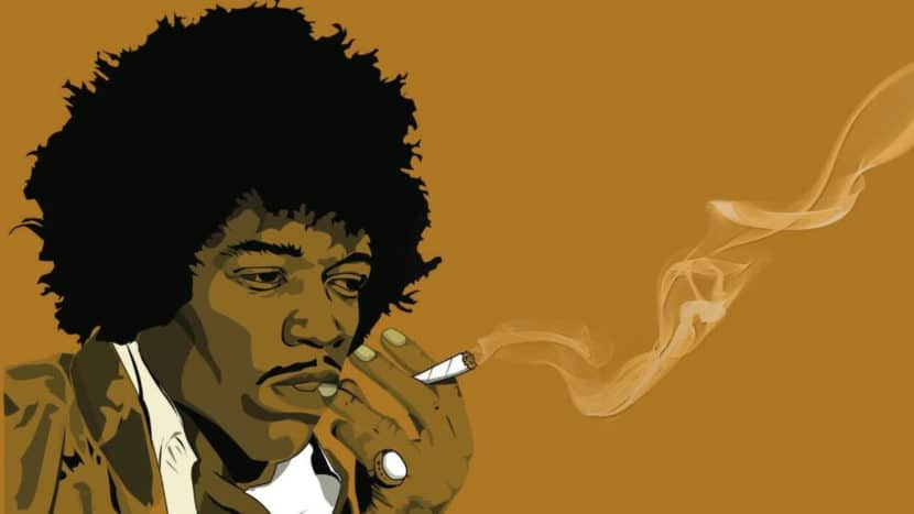Jimi Hendrix All Along The Watchtower