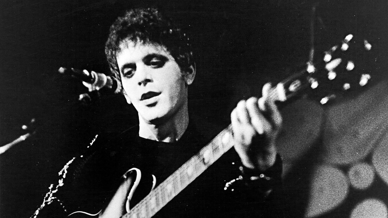 Lou Reed - Satellite Of Love - Walk On The Wild Side