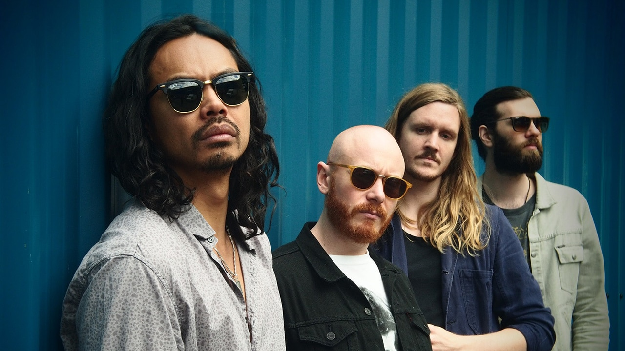 The Temper Trap - Down River - Everybody Leaves In The End