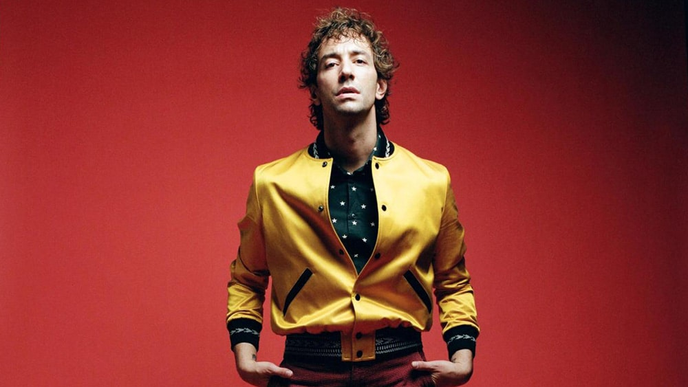 Albert Hammond, Jr. - Blue Skies - Bright Young Thing