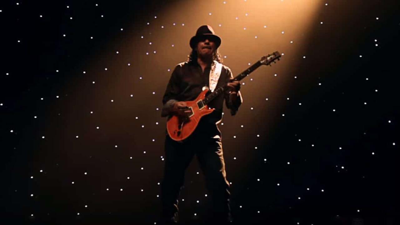 Santana Feat. India.Arie & Yo-Yo Ma - While My Guitar Gently Weeps