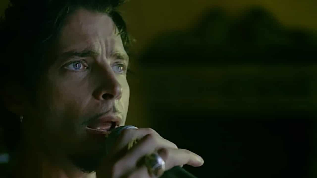 Audioslave - Like A Stone - Chris Cornell