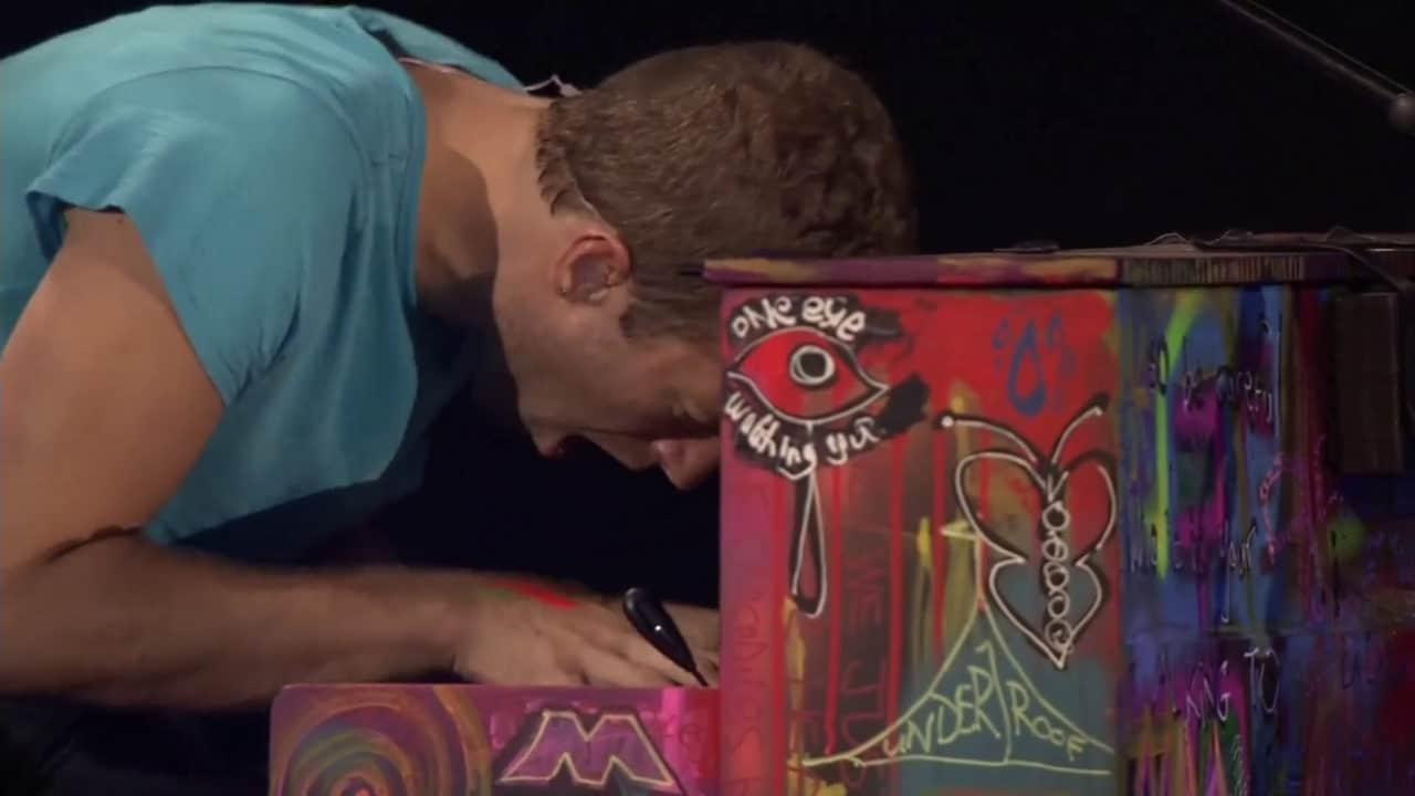 Coldplay - Politik