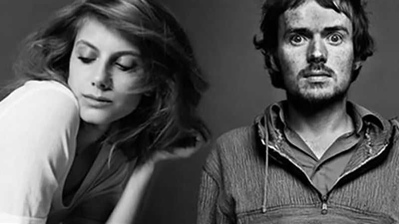Mélanie Laurent Feat. Damien Rice - Everything You're Not Supposed To Be