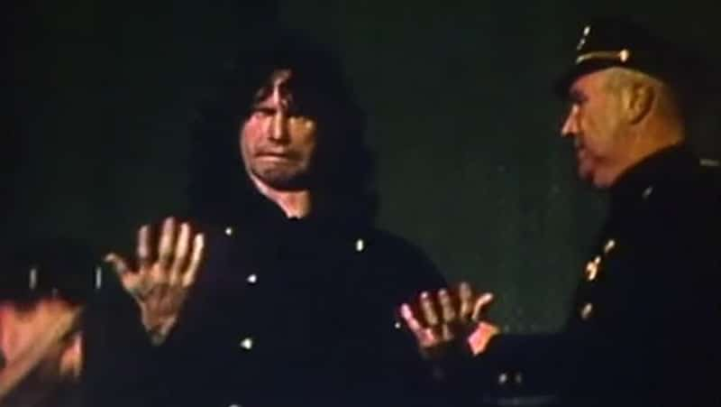 The Doors - Roadhouse Blues - Jim Morrison Arrested New Haven