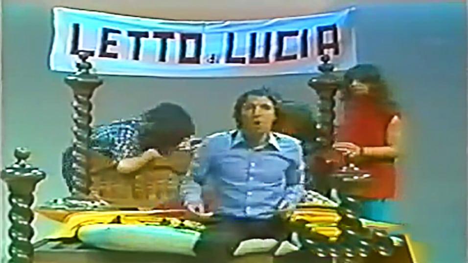 Rino Gaetano - Nel Letto Di Lucia