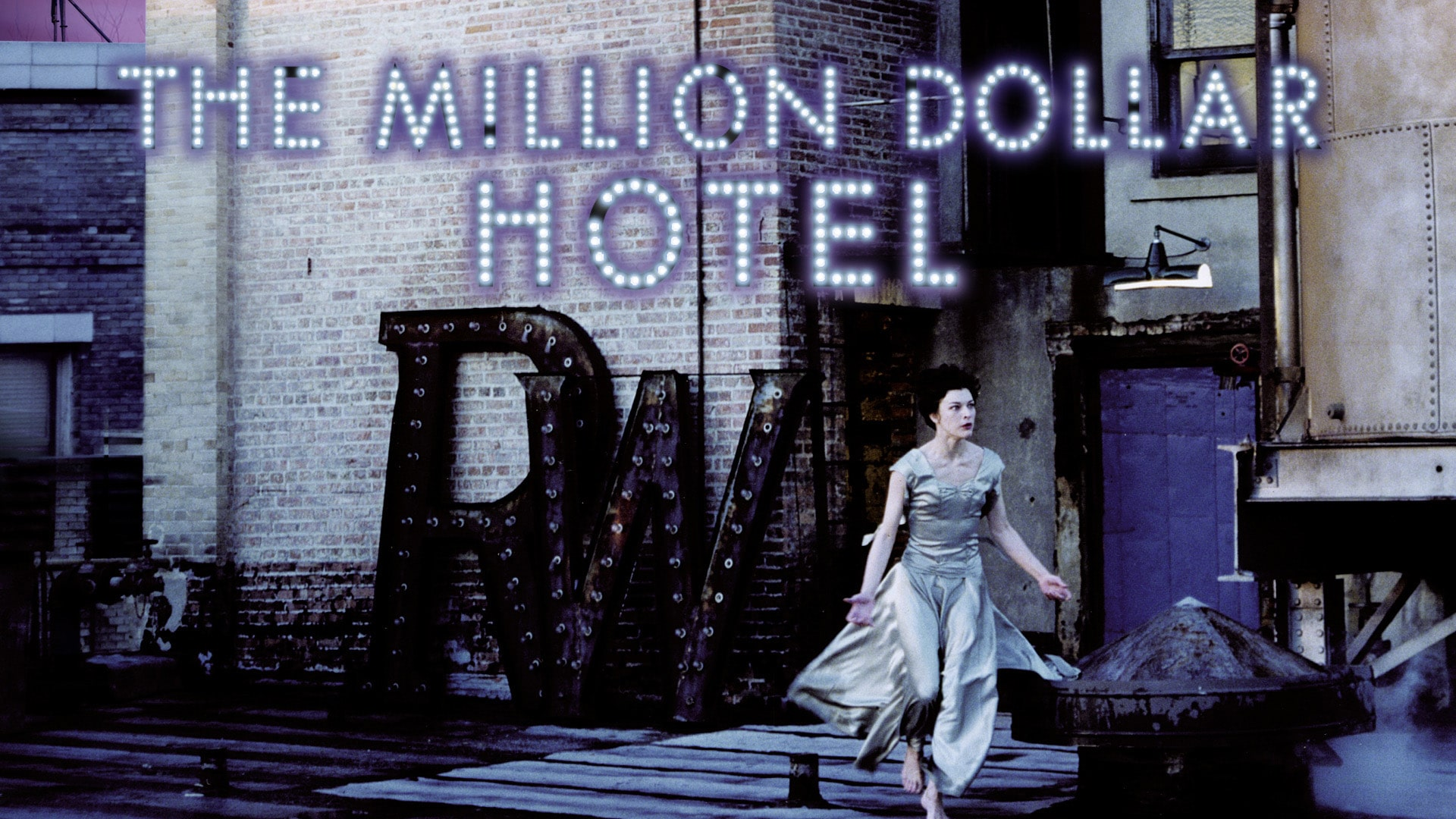 Bono And The MDH Band - Dancin' Shoes - Milla Jovovich - The Million Dollar Hotel