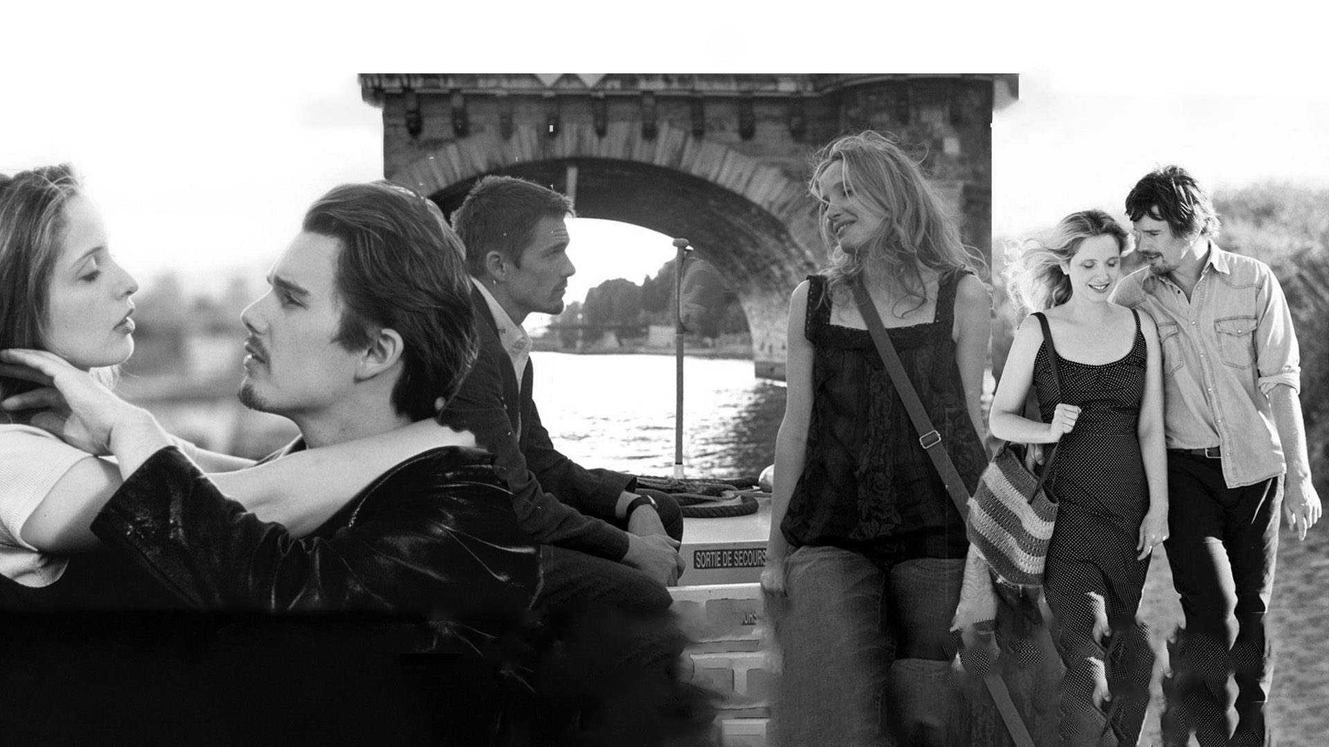 Haris Alexiou - Gia Ena Tango - Before Sunrise - Before Sunset - Before Midnight - Richard Linklater - Ethan Hawke - Julie Delpy