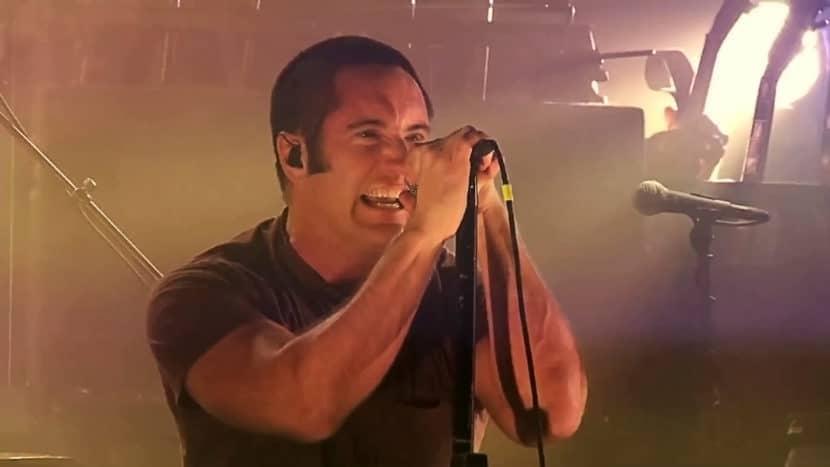 Nine Inch Nails - Somewhat Damaged