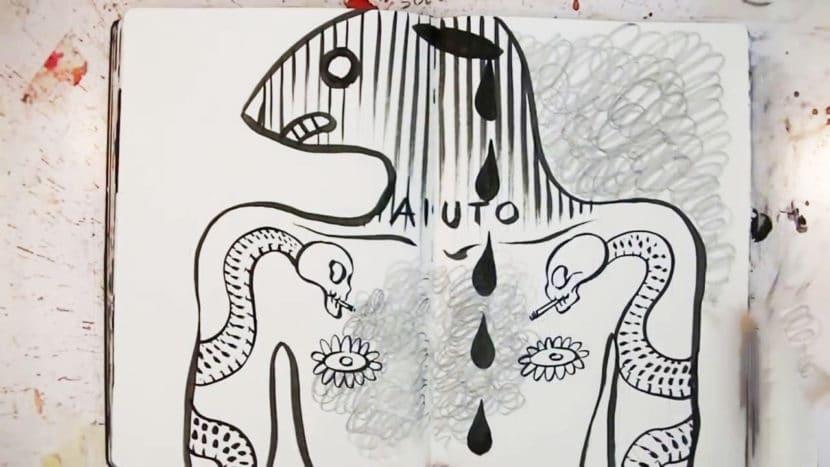 Sick Tamburo - La Mia Mano Sola