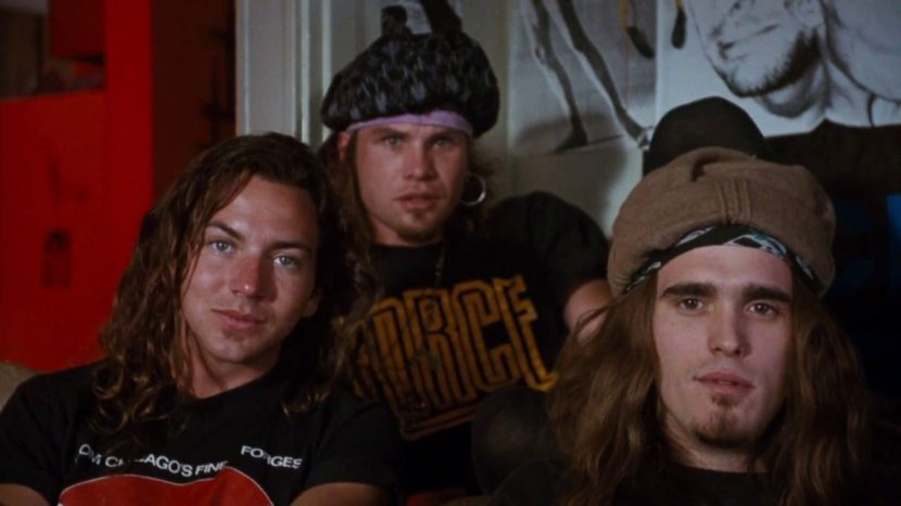 The Smashing Pumpkins - Drown - Singles - Matt Dillon - Eddie Vedder - Chris Cornell