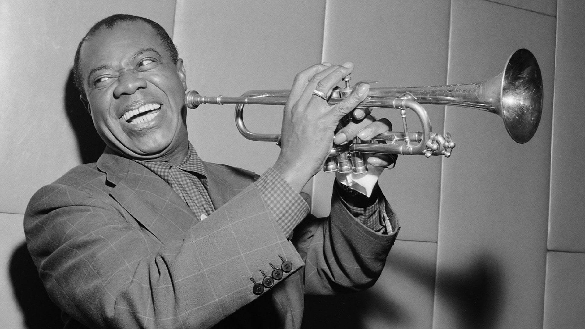 Louis Armstrong - Because Of You