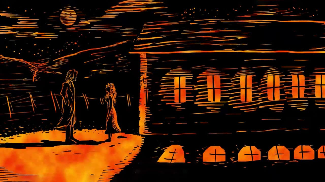 Mark Lanegan - Man In The Long Black Coat