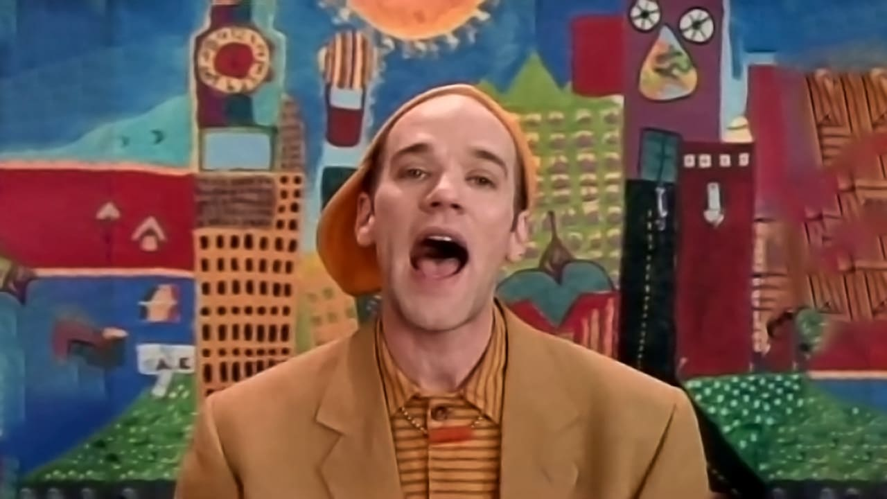 R.E.M. - Shiny Happy People - REM