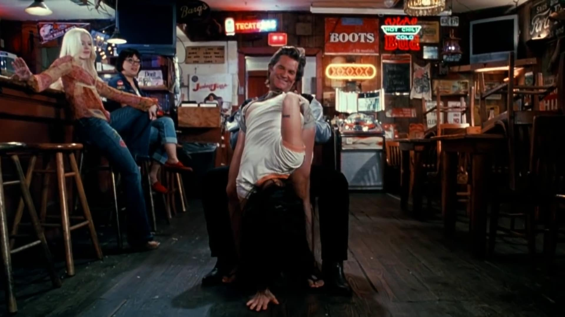 The Coasters - Down In Mexico - Grindhouse - Death Proof