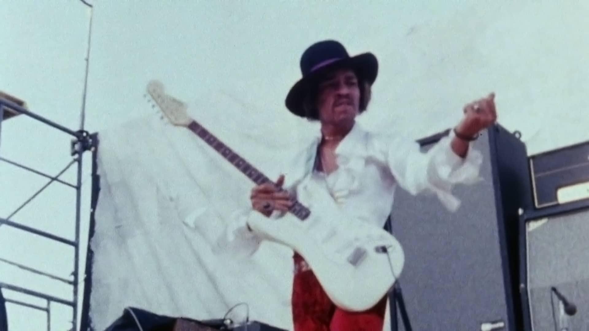 The Jimi Hendrix Experience - Foxy Lady