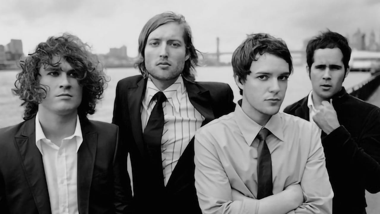 The Killers - Glamorous Indie Rock & Roll