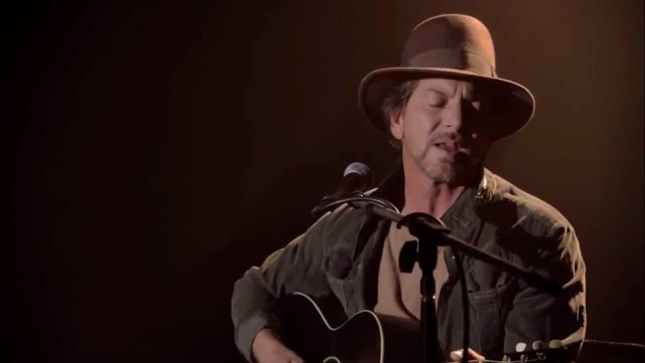 Eddie Vedder - Out Of Sand