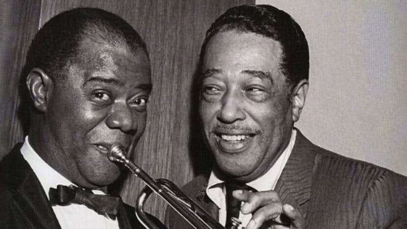 Louis Armstrong & Duke Ellington - It Don't Mean A Thing