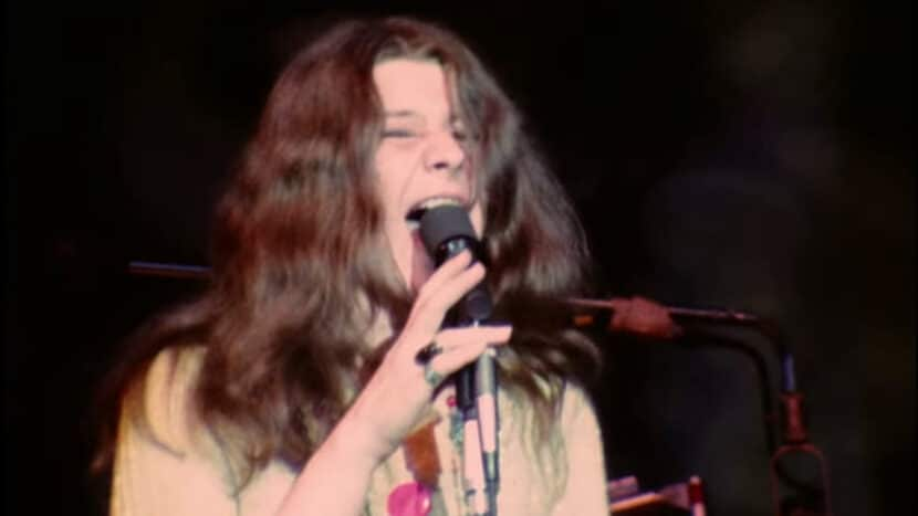 Big Brother & The Holding Company - Ball And Chain - Janis Joplin