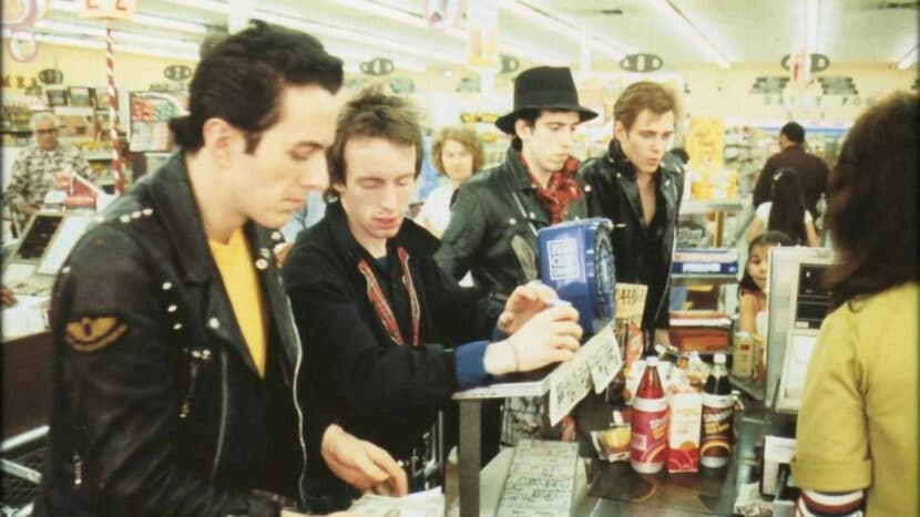 The Clash - Lost In The Supermarket