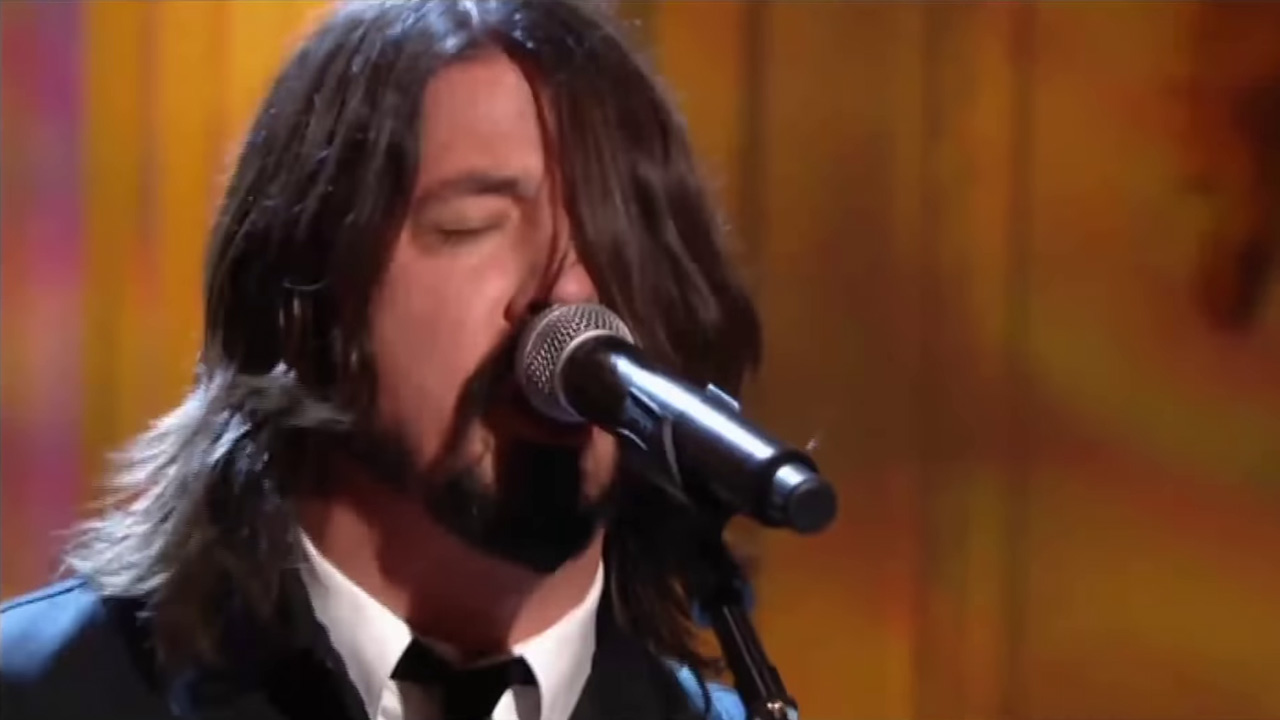 Foo Fighters - Band On The Run